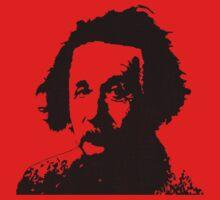Einstein is not Che by jflatnote