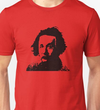 Einstein is not Che Unisex T-Shirt