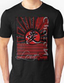 Kanji Tee in black T-Shirt