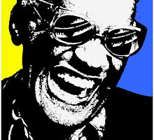 RAY CHARLES by OTIS PORRITT