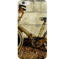 Backpedal iPhone Case/Skin