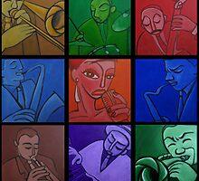 Lullaby of Birdland by Midori Furze