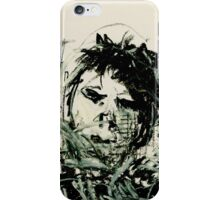 oil pastel (2014) iPhone Case/Skin