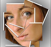 Julia in pieces by Des Berwick