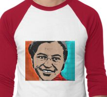 Rosa Parks Day-2 Men's Baseball ¾ T-Shirt