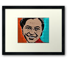 Rosa Parks Day-2 Framed Print