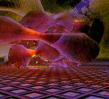 Static World by Sazzart
