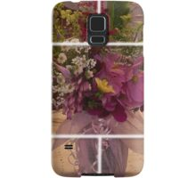 Flowers For Ruby Photo Collage  Samsung Galaxy Case/Skin