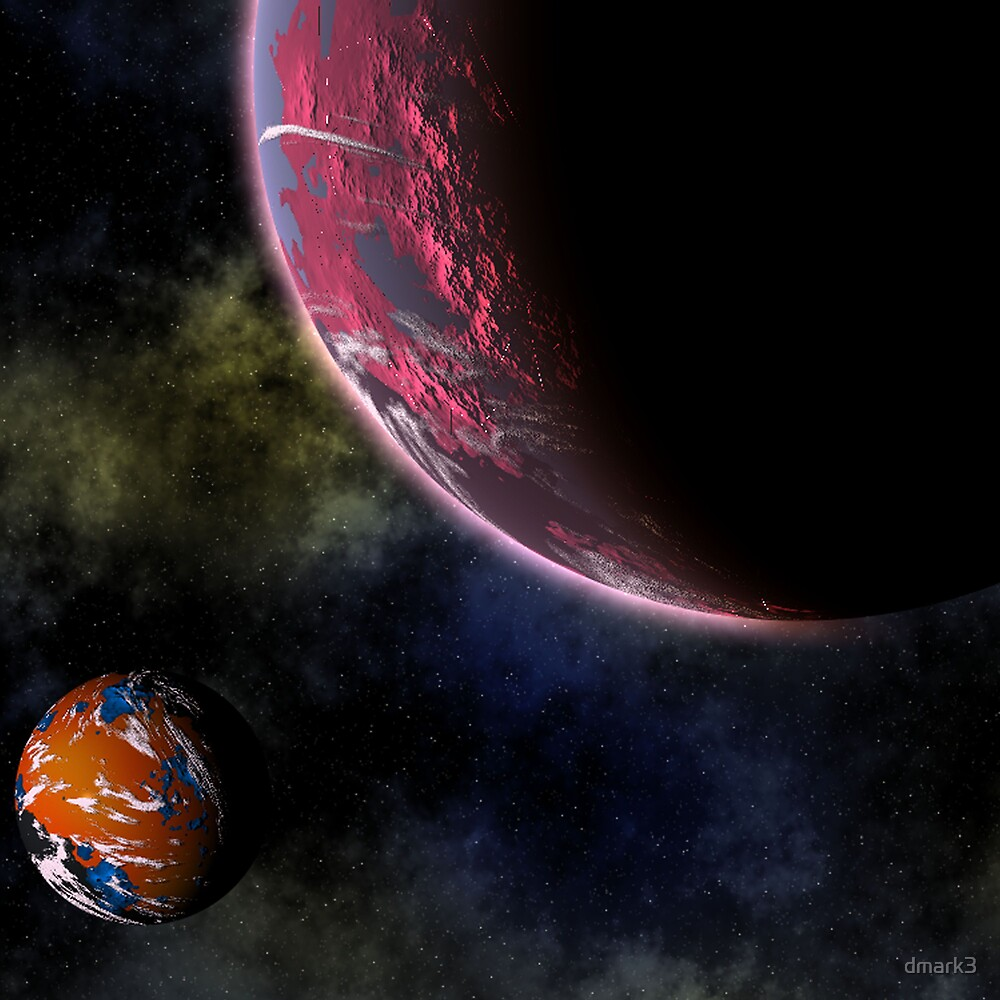 Planets in the Cosmos by dmark3