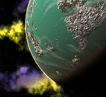 Green Planet by dmark3