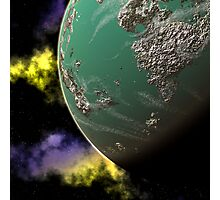 Green Planet Photographic Print