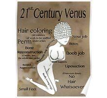21st Century Venus Poster