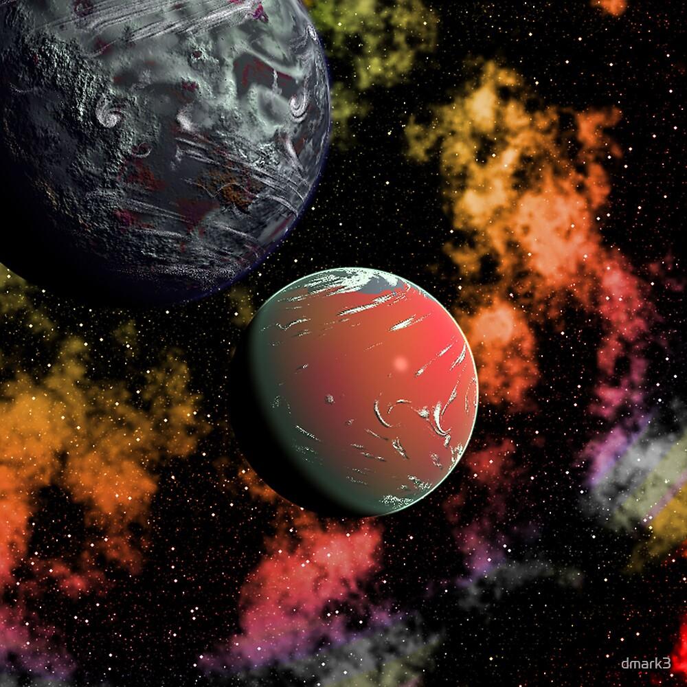 Lost Galaxy by dmark3
