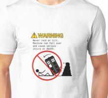 Doctor's Warning Unisex T-Shirt