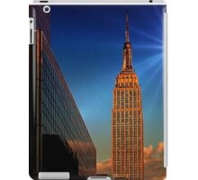 empire state building 1 iPad Case/Skin
