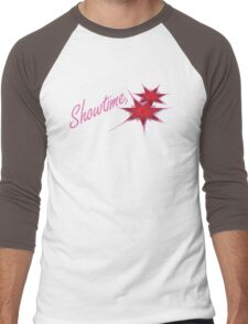 It's Showtime, Synergy! Men's Baseball ¾ T-Shirt