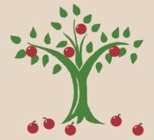Apple Tree by noffi