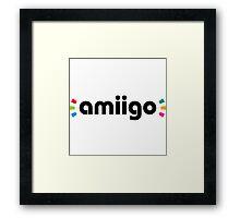 Amiigo Framed Print