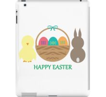Easter Basket  iPad Case/Skin
