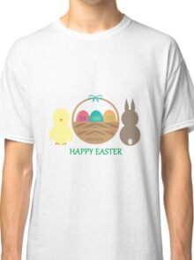 Easter Basket  Classic T-Shirt