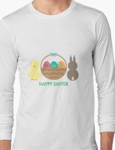 Easter Basket  Long Sleeve T-Shirt