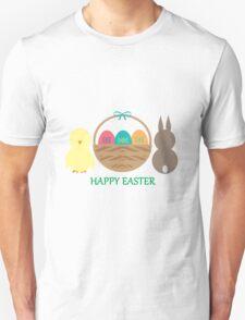 Easter Basket  Unisex T-Shirt