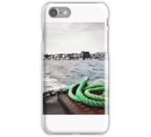 Rope, rope, rope your boat !  iPhone Case/Skin