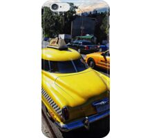 tacotaxi 2 iPhone Case/Skin