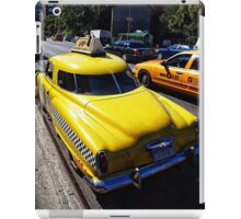 tacotaxi 2 iPad Case/Skin