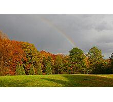 Life is Like a Rainbow Photographic Print