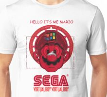 It Is Me Mario Unisex T-Shirt