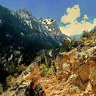 Teton Trail 1 by Bob Moore