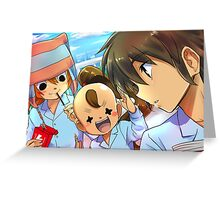 inazuma Greeting Card