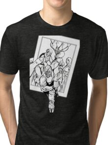 Vigil Pinup #4 Tri-blend T-Shirt