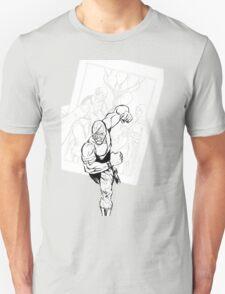Vigil Pinup #4 T-Shirt