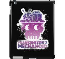 Frankenstein's Mechanoid - 80s Grunge iPad Case/Skin