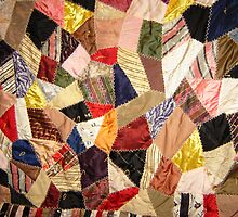 The Patchwork Quilt by clizzio