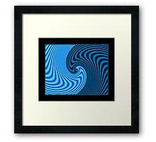 Wind N' Sea Framed Print