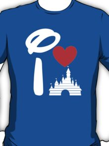 I Heart Sleeping Beauty (light) T-Shirt