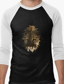 Mountain lion Men's Baseball ¾ T-Shirt