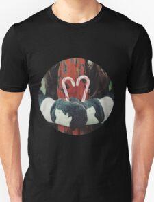 Candy cane love T-Shirt