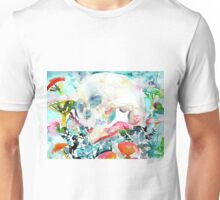 SKULL and MUSHROOMS Unisex T-Shirt