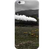 The Strathspey Railway iPhone Case/Skin