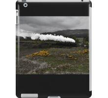 The Strathspey Railway iPad Case/Skin