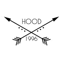 Hood 1996 by Donna Graves
