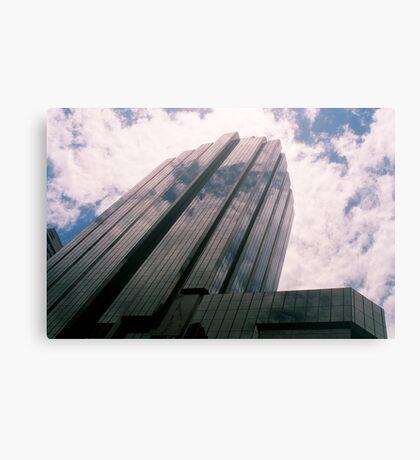 Big City Skyline........cloud cannon Sydney CBD Canvas Print