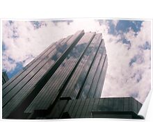 Big City Skyline........cloud cannon Sydney CBD Poster