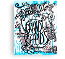 Grand Beer Canvas Print