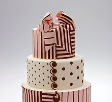 Nancy, a cake designed by  by Linda Bassett
