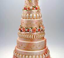 Paris, a cake designed by by Linda Bassett